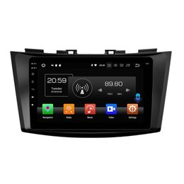 "Din Player Australia - IPS 2 din 8"" Android 8.0 Car DVD Player for Suzuki SWIFT 2011 2012 2013 2014 2015 2016 GPS Radio Bluetooth WIFI USB Mirror-link"