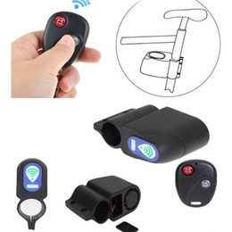 Security Lock Systems Australia - Bicycle Anti-theft Security Lock Bicycle Wireless Remote Control Alarm System Vibration Alarm For Mountain Road Bike Device #233923