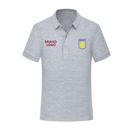$enCountryForm.capitalKeyWord NZ - The New Aston Villa Soccer Polo Shirt Sports polos 2019 2020 Aston Villa Polo Shirt Aston Villa soccer jersey football shirt Running Jerseys