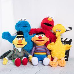 $enCountryForm.capitalKeyWord Canada - Sesame Street Plush Toy Big Bird Stuffed Toys Childrens Day Gift TV Show Fashion Famous New Arrival 25qy D1