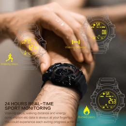 $enCountryForm.capitalKeyWord Australia - GIMTO Sports Mens Smart Watch Men Pedometer Calories Waterproof Smartwatch Electronic Wrist Watches For Men Digital Bluetooth