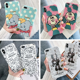 $enCountryForm.capitalKeyWord Australia - Creative cartoon water stickers PC for Huawei P30iPhoneX mobile phone case cover anti-fall Amazon stand-alone station AliExpress