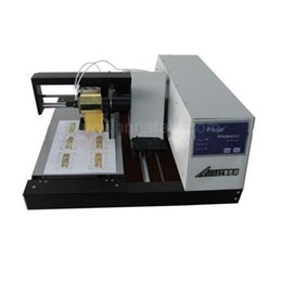 Discount hot stamping logo - NDL-3050C China supplier leather logo embossed automatic hot foil stamping machine