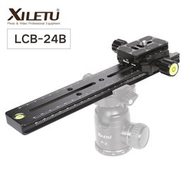 $enCountryForm.capitalKeyWord Australia - XILETU LCB-24B Track Dolly Slider Focusing Focus Rail Slider & Clamp with QR Plate Meet Arca Swiss For DSLR Camera Nikon Canon