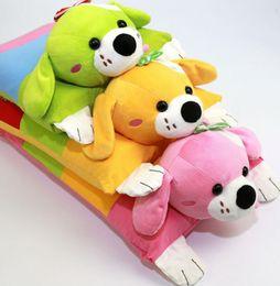 $enCountryForm.capitalKeyWord NZ - Kids Pillow Natural Latex Baby Bed Pillows For Sleeping Cartoon Pillowcase Children Pillows For 0-12 Years Old Oreiller RA-04
