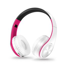 $enCountryForm.capitalKeyWord Australia - headphones Bluetooth Headset earphone Wireless Headphones Stereo Foldable Sport Earphone Microphone headset Handfree MP3 player