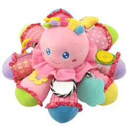 Infant Development Australia - Octopus Plush Dolls Infant Brain Development Hands-on Brain Plush Toys Christmas gifts