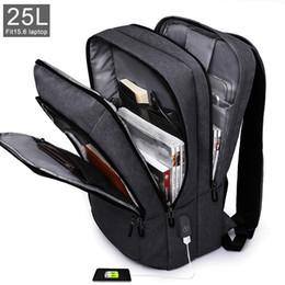 "$enCountryForm.capitalKeyWord Australia - Casual Men Backpack Usb Charge Large Capacity Travel Bag 15.6"" Laptop Backpack Schoolbag For Teens Mochila Women Back Pack"