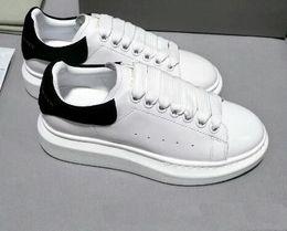 45e7788cf with box Alexander Mcqueens Sneakers diseñador de los hombres zapatos casuales  baratos mejor de calidad superior para hombre para mujer de moda zapatillas  ...