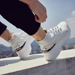 $enCountryForm.capitalKeyWord UK - Shark Sneakers Women Men High Top Breathable Winter Warm Flats Platform Women Shoes With Fur Unisex Footwear Casual Shoes Women