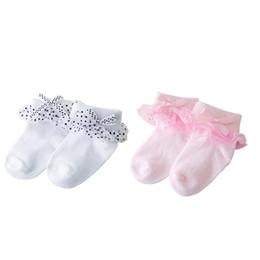$enCountryForm.capitalKeyWord UK - Hot Sale Thin Spring Summer Baby Socks Funny Animal Print Boy Cotton Socks Toddlers Children Bowknots For Girls