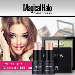 Wholesale Magical halo repair cream repair powder highlight set stick color makeup combination suit Makeup Sets