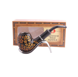 $enCountryForm.capitalKeyWord UK - New Engraving Bending Hammer Free Portable Cigarette Carving Resin Removable Clean Filtration Pipe