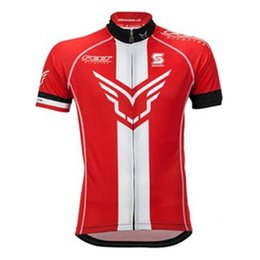$enCountryForm.capitalKeyWord NZ - 2019 Cycling Tops Felt Short Sleeves Cycling Jerseys MTB Ropa Millot Quick Dry Compressed Bike Wear Summer For Men XS-4XL Bicycle Clothing