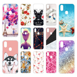 cheap white roses Australia - Cheap Fitted Cases Phone Case For Oukitel C15 Pro Cases Silicone Bumper On the For Oukitel C15 Pro Covers Flamingo Nutella Fundas
