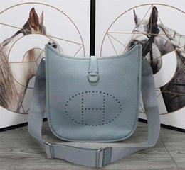 GM mieux les femmes en cuir de luxe geninue qualité sac evelyne e5 sacs à main classique célèbres marques dame Togo sac à mainHermès00 h Sac en cuir de veau en Solde