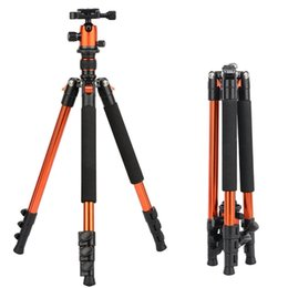 Wholesale Professional Foldable Travel Photography DSLR Camera Holder Stand Tripod Bracket