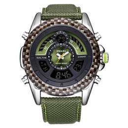 $enCountryForm.capitalKeyWord Australia - BRW Digital Wristwatches for Men Military SMAEL LED Watches Bracelet Free Shipping Electronic 1369 Cool Men Waterproof Sport Watches