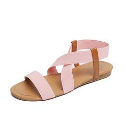 11a31488ca6 Discount green cross men sandals - 2019 New Summer Gladiator Sandals Women  Platform Creepers Cross-