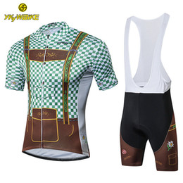 $enCountryForm.capitalKeyWord Australia - YKYWBIKE 2019 Cycling Bib Sets Men Breathable Anti-sweat Summer Racing Bicycle Multi-colored Clothing Outdoor sportswear Custom Design