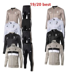 Wholesale new coat jersey for sale – custom top sale new Juventus football jacket CR7 tracksuits home away soccer jersey Costa hoodie CR7 windbreaker coats