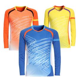 Sportswear T Shirt Badminton Australia - F6 Badminton Suit Sportswear for Men & Women long Sleeve T-shirt Pants Set for Leisure basketball casual runing sports wear