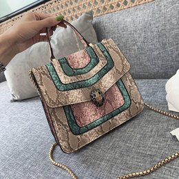 $enCountryForm.capitalKeyWord NZ - Factory wholesale brand women handbag new sequined small square bag chain decoration fashion shoulder bag gold buckle women messenger bag