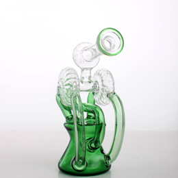 High Grade Water Pipes UK - AS19 hotselling water design high grade glass water bong,Heady Water Pipes Bongs,Oil Rigs Bubbler Smoking Pipe Thick Tall