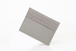 $enCountryForm.capitalKeyWord Australia - Wholesale 2019 Short Fashion Card Holders Sale New Style men women Cheap White Black Wallet Free Shipping Size 70*40
