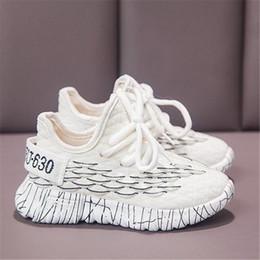 Boys Children Shoes 2020 Spring Autumn New Children Sneaker Shoes Non-slip Wear Single Shoe Soft Comfortable Breathable Children Trend Shoes