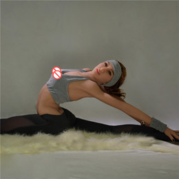 Wholesale sex yoga for sale - Group buy New yoga sex dolls cm love dolls for men luxurious full body sex doll with smart voice