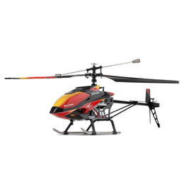 Build Rc Helicopters NZ - Wltoys V913 Brushless 2.4G 4CH Single Blade Built-in Gyro Super Stable Flight High efficiency Motor RC Helicopter