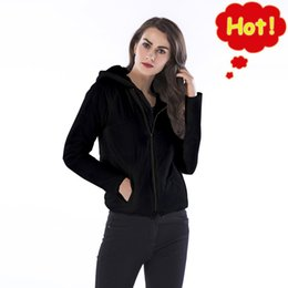 Wholesale short padded jackets for women for sale – winter Women s Cotton padded Clothes Winter New Fashion Hooded Casual Short Warm Jacket Zipper Long Sleeve jackets for women G3P7
