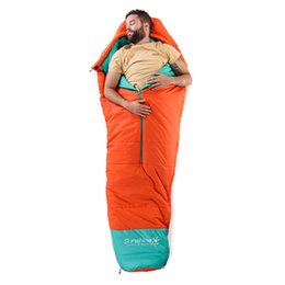 Back To Search Resultssports & Entertainment Sleeping Bags Useful Autumn And Winter Outdoor Single Stitching Sleeping Bag Ultra Light Thick At6102 Comfortable And Easy To Wear