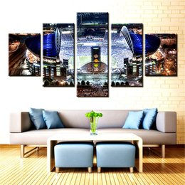 $enCountryForm.capitalKeyWord Australia - New Sale Landscape,5 Pieces The Latest Most Popular High-definition Canvas Printed Home Decorative Art  Unframed   Framed