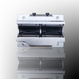 $enCountryForm.capitalKeyWord NZ - TBR25LUU aluminum block 25mm Linear motion ball bearing slide block match use TBR25 25mm linear guide rail 1pcs