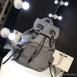 $enCountryForm.capitalKeyWord NZ - Nice New Vogue Women Designer Backpack B Brand Good Quality Outdoor Travel Bag Waterproof Big Capacity Bag Pack