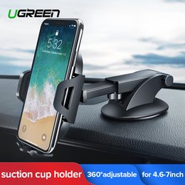 $enCountryForm.capitalKeyWord Australia - Ugreen No Magnetic Gravity Stand In The Car Suction Cup Support Holder For Your Mobile Phone Xiaomi Iphone Xr J190508