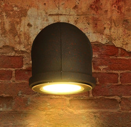 country wall sconces Australia - RH Loft American Country Vintage Wall Sconce Pump Pipe Industrial Style Art Decorative Wall Light For Bar Cafe Warehouse LLFA
