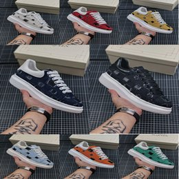 SneakerS online online shopping - Online Baskets BalexanderMcqueensa Woman Mens Trainers Shoes Designer Luxury White Black Shoes Girl Women Men Dress Sneakers