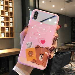 lovely rabbit phone case NZ - One Piece luxury phone case lovely and fashion For iPhone 6S 7 8 P X XS Designer phone back cover Kani rabbit