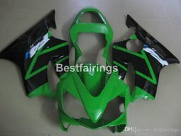 $enCountryForm.capitalKeyWord Australia - Injection bodywork fairing kit for Honda CBR600 F4i 01 02 03 green black fairings CBR600F4i 2001 2002 2003 HW20