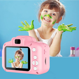 Wholesale X200 Children Mini Camera Kids Educational Toys for Baby Girls Boys Birthday Gift Digital Camera 720P Projection Video Camera
