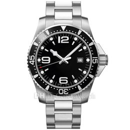 $enCountryForm.capitalKeyWord Australia - L3.642.4.56.6 Luxury Mens Designer Watches Sports Men Watch Black Dial Mechanical Automatic Movement Swim Diver Steel Case Band Wristwatches