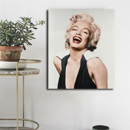 $enCountryForm.capitalKeyWord Australia - Marilyn Monroe HD Art Canvas Poster Painting Wall Picture Print Modern Home Bedroom Decoration Accessories