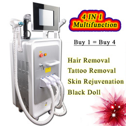 designed tattoo machine NZ - New design ND YAG Laser tattoo removal Freckles Removal Machine shr opt ipl hair removal machine
