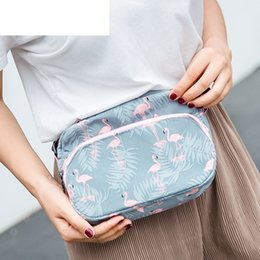 $enCountryForm.capitalKeyWord NZ - good quality Canvas Material Cartoon Print Waist Bag For Female Fashion Crossbody Bag Solid Color Fresh Style Waist Packs For Women