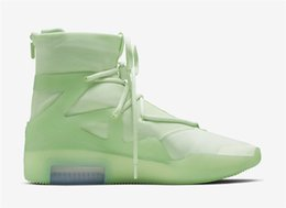 $enCountryForm.capitalKeyWord UK - 2019 Best Authentic Air Fear of God 1 Frosted Spruce Sail Black Zoom Air AR4237-300 FOG Men Basketball Shoes Sport Sneaker With Original Box