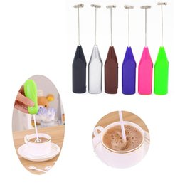 $enCountryForm.capitalKeyWord Australia - Mini Electric Milk Frother Automatic Cream Whipper Coffee Shake Mixer Electric Hand-held Cappuccino Coffee Egg Beater Drink Blender WWE6001