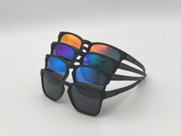 Bicycle Sales NZ - Hot Sale Polarized lens Men Driving Sunglasses Sports Eyewear Women's Goggle Bicycle Glass Travel Glasses A+++ 7colors 9353